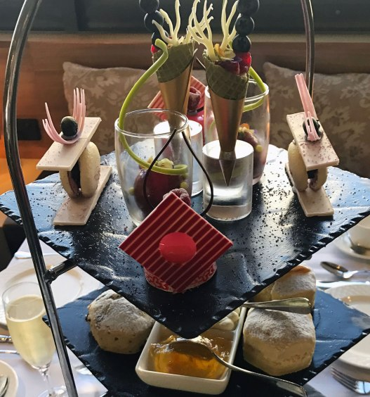 High Tea at the Sofitel Brisbane