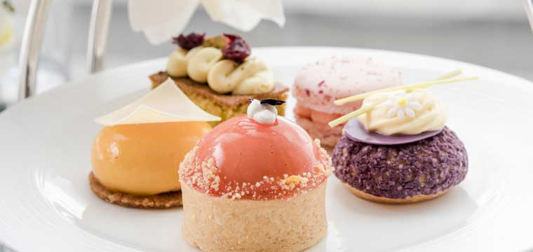 Afternoon Tea at the Ting Shangri-La London