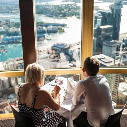 The Highest High Tea at STUDIO Sydney Tower