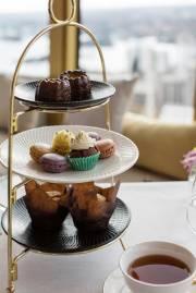 High Tea at the Sydney Tower