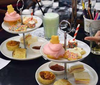 Shingle Inn's Teddy Bear High Tea