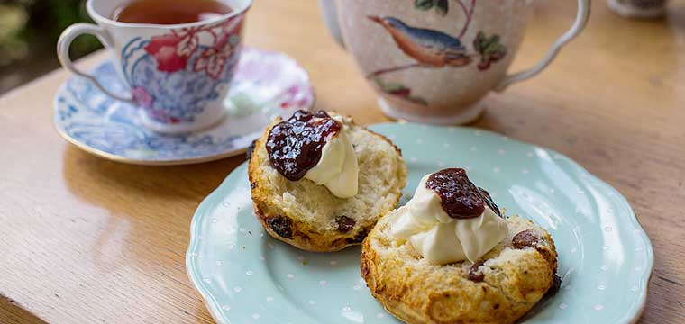 Afternoon Tea at Dunbar House