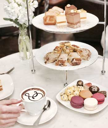 Chocolate High Tea