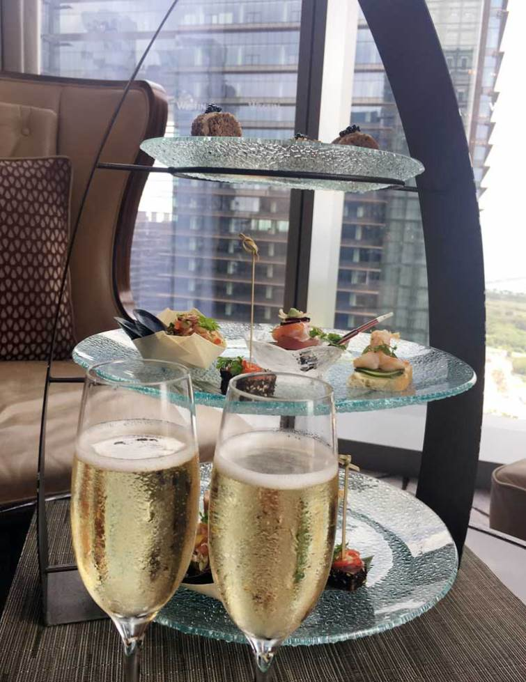 Afternoon Tea at the Westin Singapore