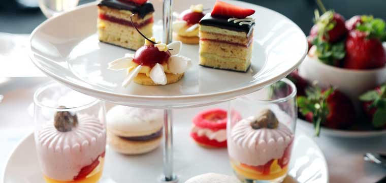 High Tea at Brasserie, Le Cordon Bleu