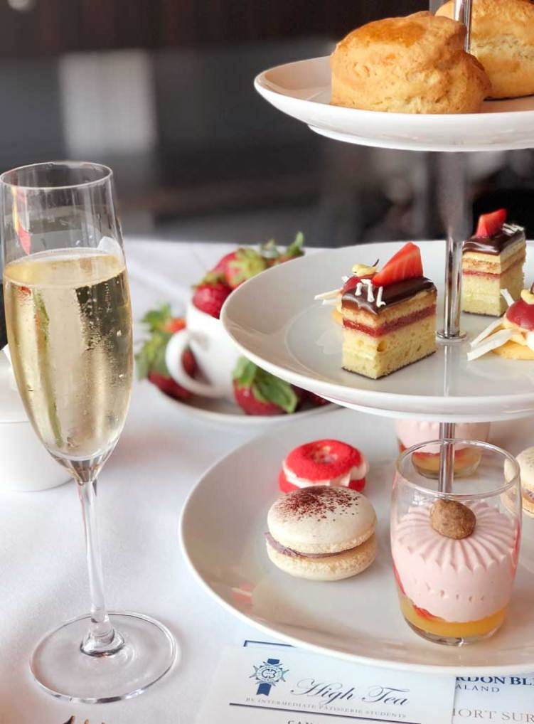 High Tea at Brasserie, Le Cordon Bleu