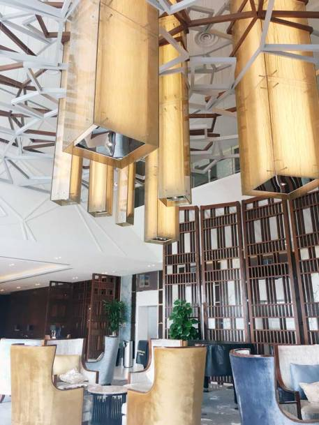 The Lobby at the Westin Singapore