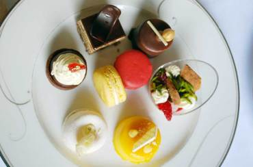 Selection of gateaux and pastriesSelection of gateaux and pastries