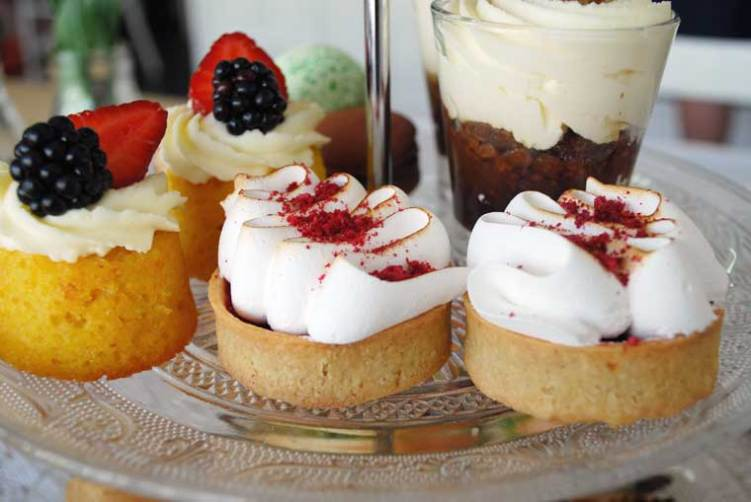 High Tea at By Josephine