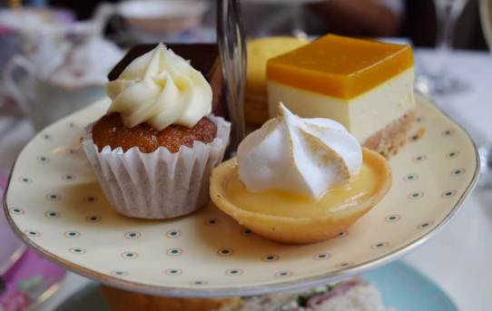 High Tea at The Palace Tea Room Sydney