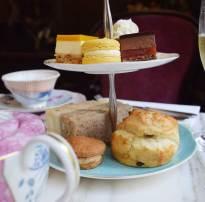 High Tea at The Palace Tea Room Sydney