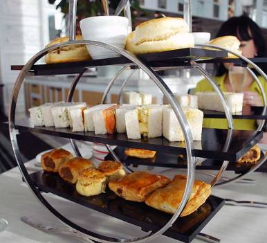 Afternoon Tea at The Conservatory