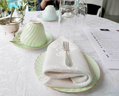 High Tea at Greenmantle Estate