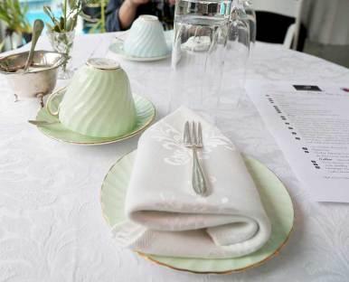 High Tea at Greenmantle Estate
