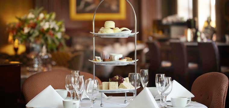 High Tea at the Sir Stamford Sydney - supplied image