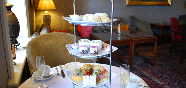 High Tea at the Sir Stamford Circular Quay, Sydney