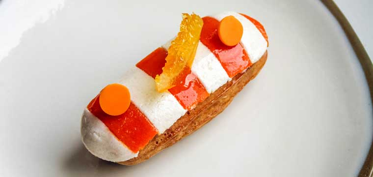 Orange Eclairs