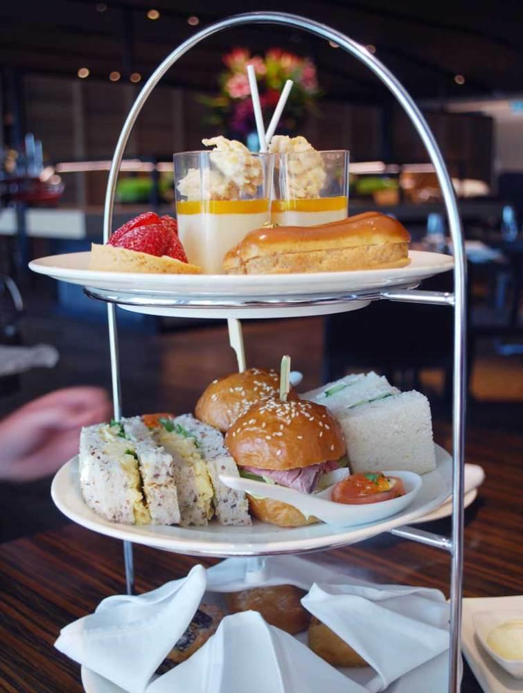 Sailmaker High Tea at Hyatt Regency Sydney