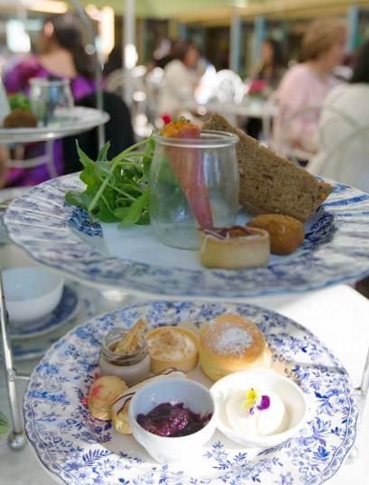 High Tea at Vaucluse House Sydney
