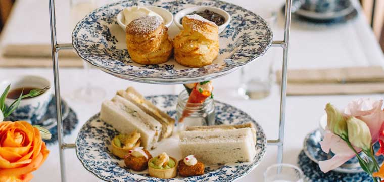 High Tea at Vaucluse House Sydney - supplied image
