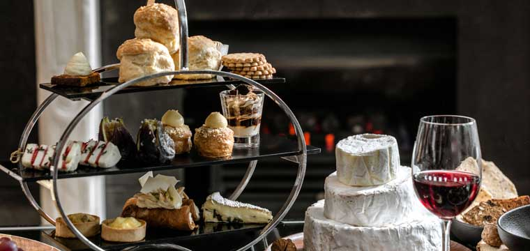 High Tea at The Westin Melbourne - supplied image