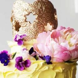 Lemon and Elderflower Cake