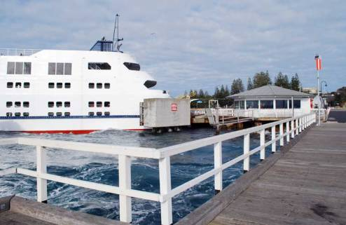 Searoad Ferries Sorrento to Queenscliff