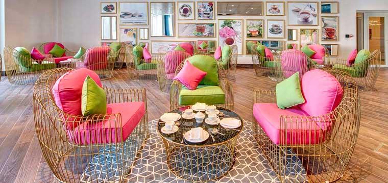 Dukes Champagne Tea Lounge