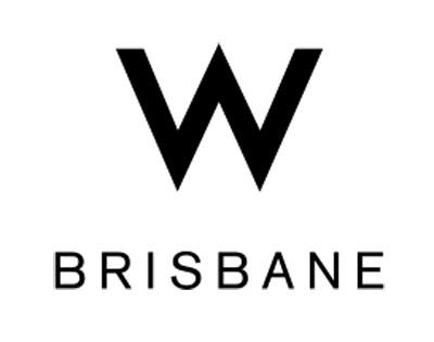 W Brisbane logo