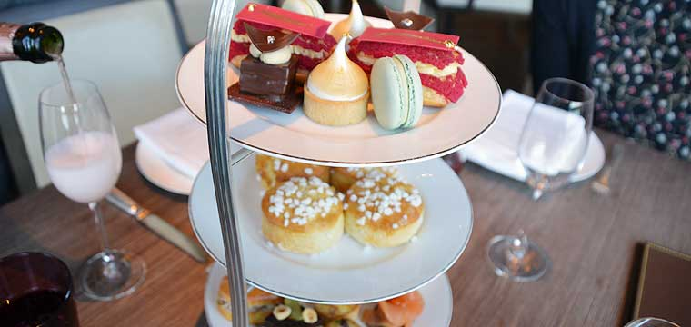 Afternoon Tea at Park Hyatt Sydney