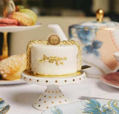 Pageboy Hat Cake
