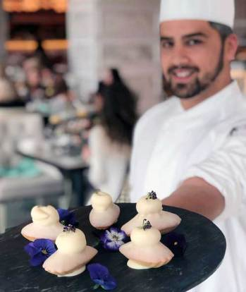 Anthony Teva Dagorn, Chef De Cuisine Pastry