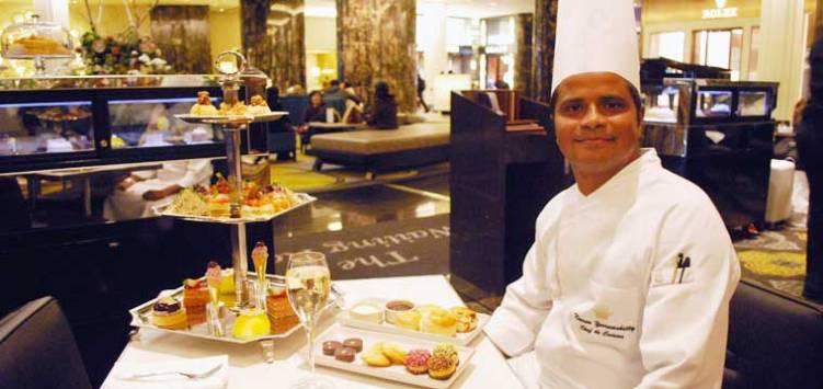 Chef De Cuisine Naveen