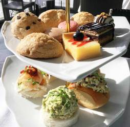 High Tea at The Georgian Santa Monica
