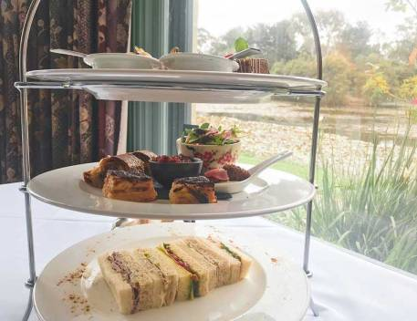 High Tea at Woodman Estate