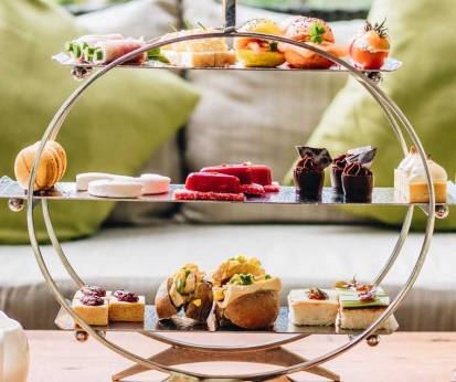 High Tea at Chapter & Verse at Surfers Paradise Marriott