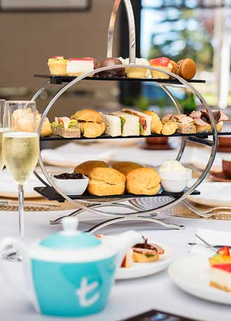 High Tea at the Esplanade Hotel Fremantle - supplied image