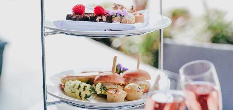 High Tea at Novotel Newcastle Beach - supplied photo