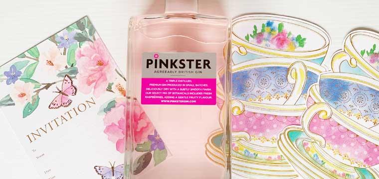 Pinkster & Invitations