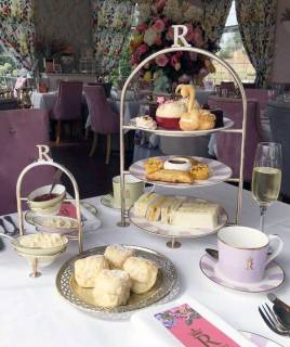 High Tea at Riversdale Estate