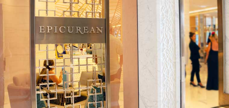 Epicurean at Crown Towers Perth