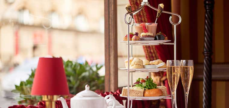 Royal Afternoon Tea at The Rubens at The Palace Hotel