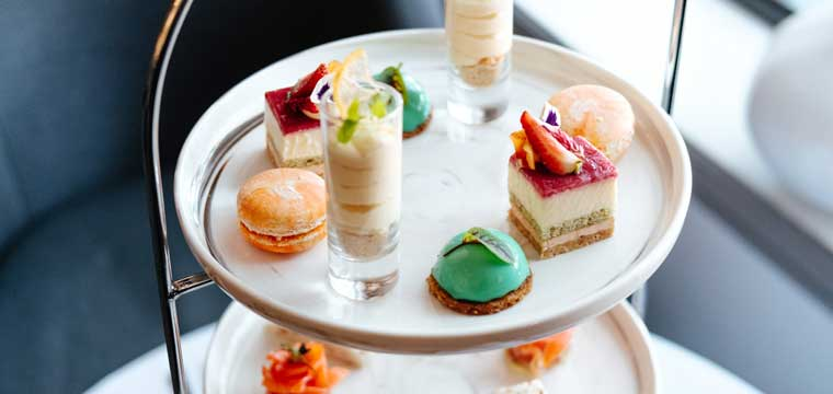 High Tea at InterContinental Double Bay Sydney - supplied photo