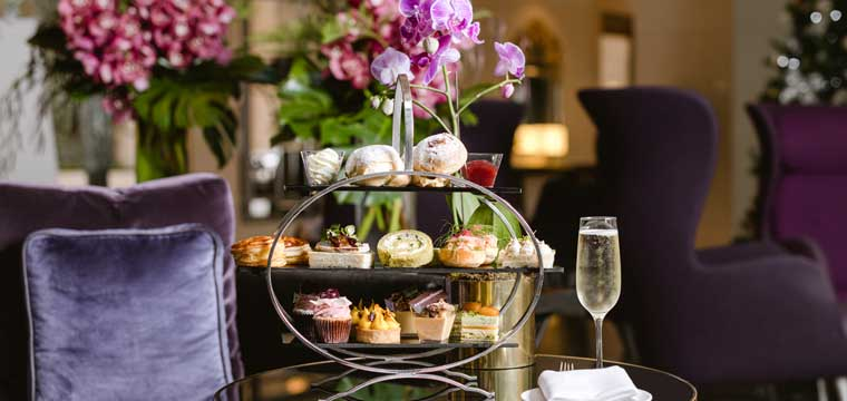 High Tea at the Westin Hotel Melbourne
