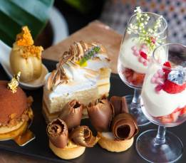 High Tea at Voco Gold Coast - supplied photo