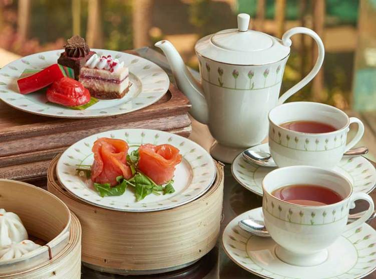 Afternoon Tea at Shangri-La Singapore - supplied photo