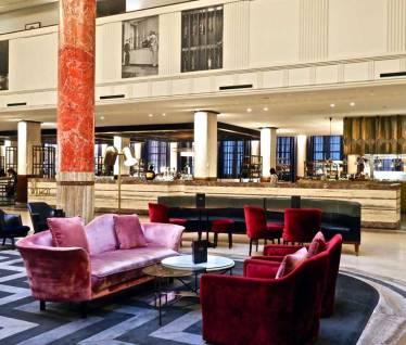 Primus Hotel Lobby- supplied photo