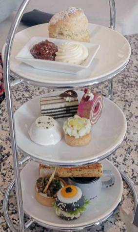 Truffle High Tea