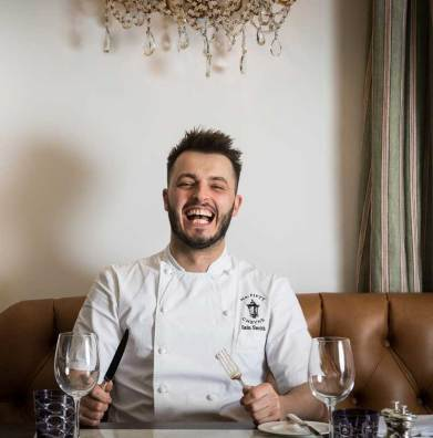 Head Chef Ian Smith