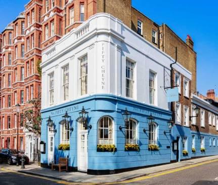 No. 50 Cheyne London - supplied photo